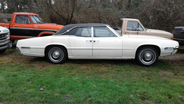1968 Ford Thunderbird Suicide 4 Door Coupe 429 Thunder Jet