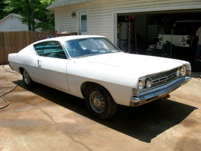 1968 Ford Torino GT Fastback Sports Roof ~ No Reserve ~