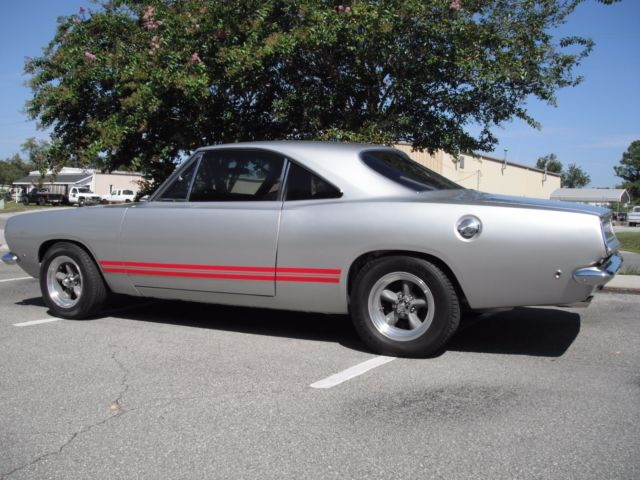 1968 Plymouth Barracuda Coupe Restomod