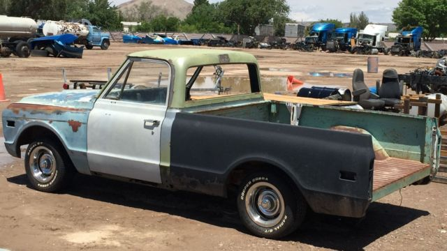 1969 c10 chevy short bed pick up 1967 1968 1970 1971 1972