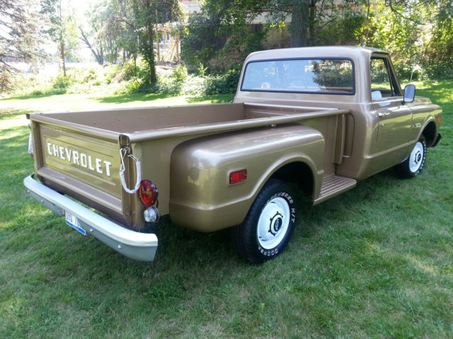 1967 Chevy Truck Bench Seat
