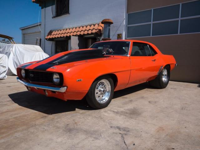 1969 chevy camaro california rust free street legal drag car. Black Bedroom Furniture Sets. Home Design Ideas