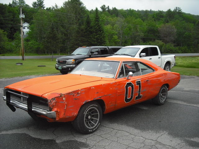 1969 Dodge Charger Movie Car
