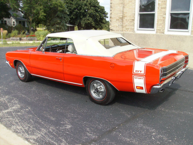 1969 Dodge Dart Gts Convertible For Sale Autos Post
