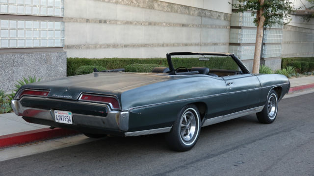 1969 pontiac bonneville convertible coyote ugly movie car. Black Bedroom Furniture Sets. Home Design Ideas