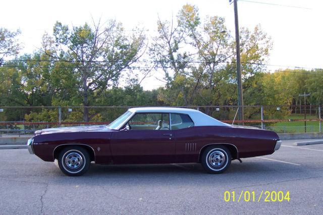 1969 Pontiac Parisienne 2 2