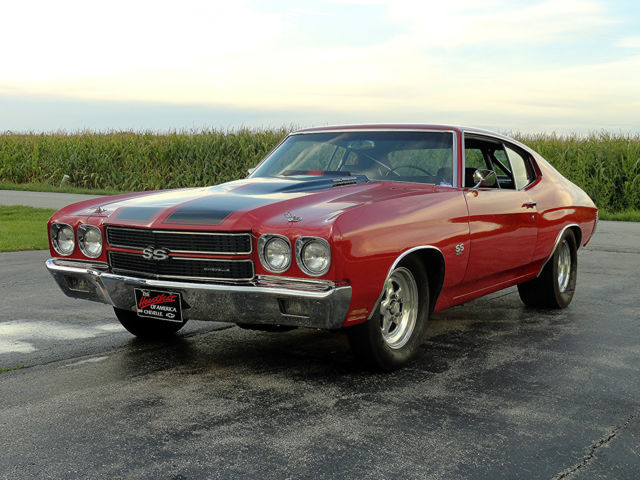 1970 Chevelle Ss 496 400 Turbo W Brake Ford 9 Inch Mini Tubbed 4 Link