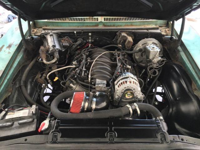 1970 Chevy Nova Ls1 Swap Efi