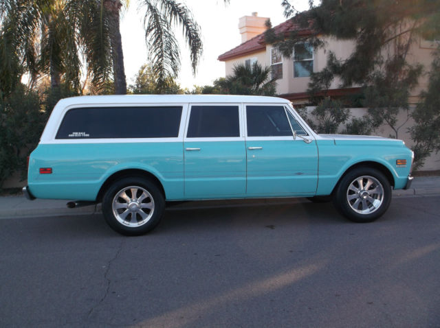 Chevy K20 For Sale >> 1970 Chevy Suburban
