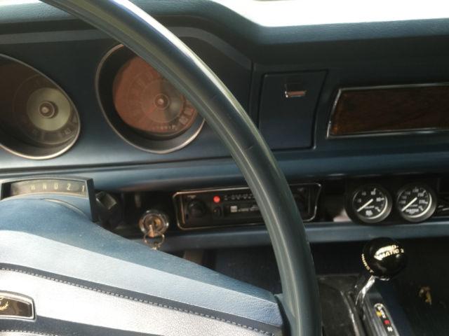 1970 Ford Maverick 347 Stroker