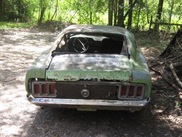1970 Mustang Fastback Parts For Sale