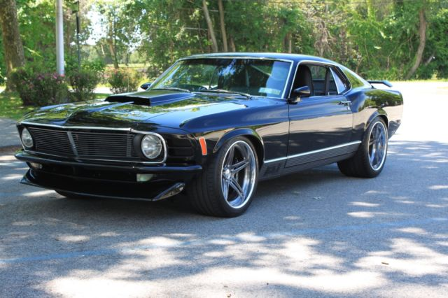 Mustang Mach  Pro Touring