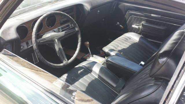 1970 Pontiac Lemans Sport Convertible