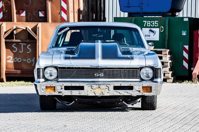 1972 Custom Chevrolet Nova 572 Big Block