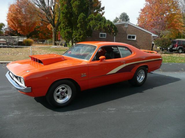 Used Tires Dayton Ohio >> 1972 Dodge Demon, Orange, 426 Hemi