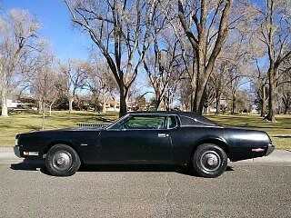 1972 Ford Thunderbird T Bird 460 V8 Auto Rare Black On Muscle Classic