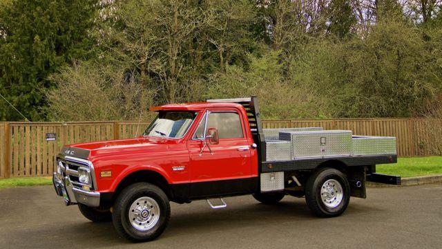 1972 GMC CHEVROLET K1500 K2500 SIERRA GRANDE CST PICKUP ...