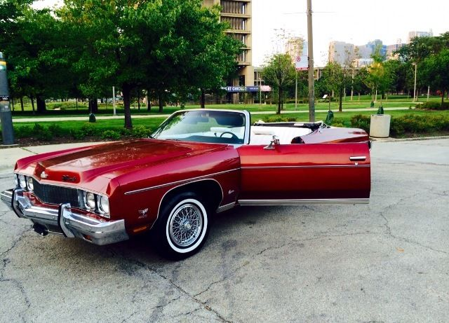 1973 Chevy Impala Convertible – Wonderful Image Gallery