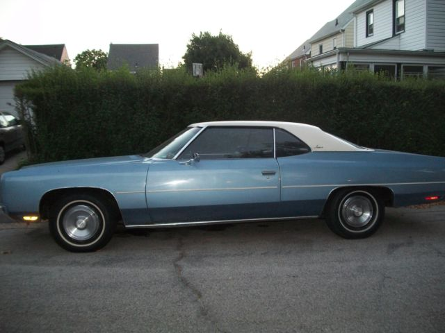 1973 Chevy Impala Sport Coupe1975 1972 1974 Caprice