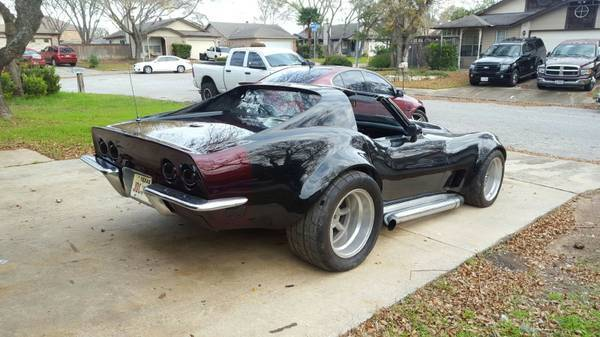 1973 Corvette Restomod