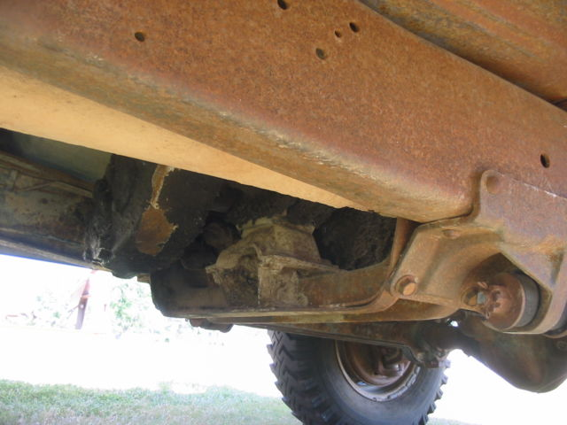 1973 Ford 4x4 Front Axle : Ford f base standard cab pickup door