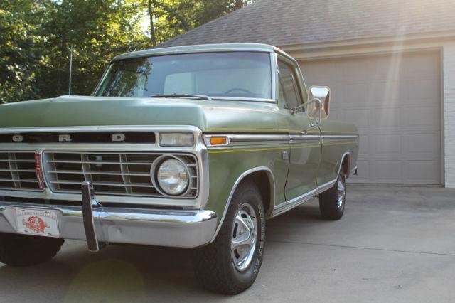 Ford F Ranger Xlt