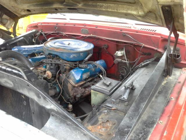 1973 Ford F250 Highboy