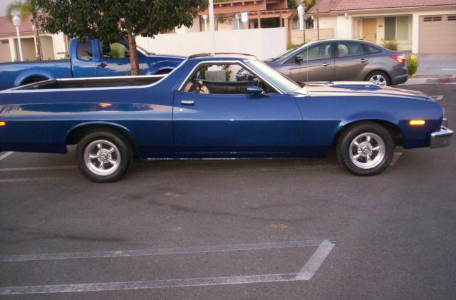 1973 Ford Ranchero 500 5 0l