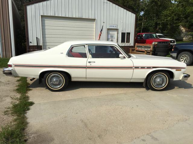 1974 Buick Apollo GSX 2-Door coupe - RARE - barn find