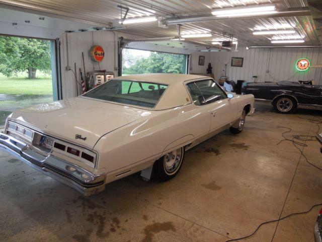1974 Chevy Impala Spirit Of America 2 Door