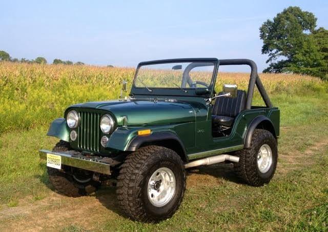 Jeep Cherokee Transfer Case 1974 JEEP CJ5
