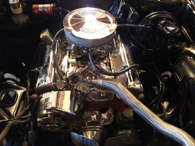 1974 nova with with a 383 stroker motor 350 transmission for New motor and transmission