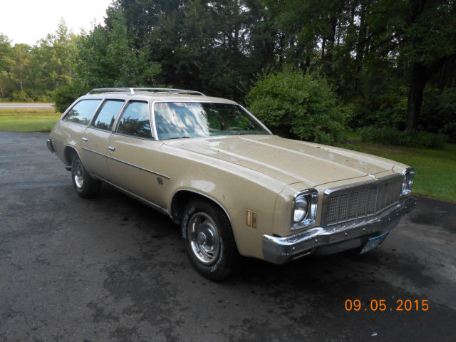 1975 chev malibu wagon