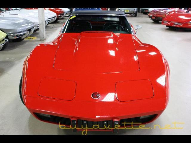 Red Corvette Buyavette Inc Atlanta - Buyavette car show