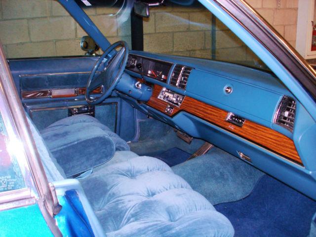 1976 Buick Electra Park Avenue Limited 455 V8 4 Door