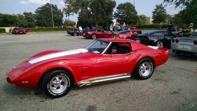 1976 Chevrolet Corvette Stingray Show Car