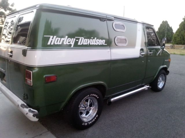 Trucks For Sale In Okc >> 1976 Chevy Van Custom