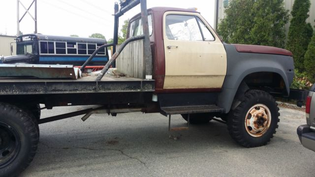 dodge w600 truck for sale