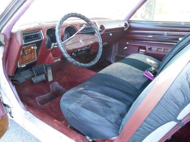 1976 Olds Cutlass 442 Clone