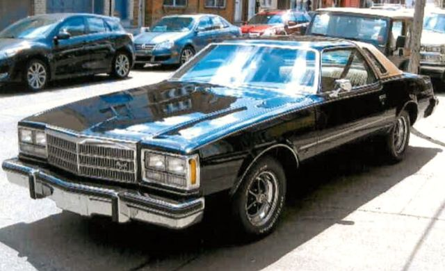 1977 Buick Regal Base Coupe 2 Door 5 7l