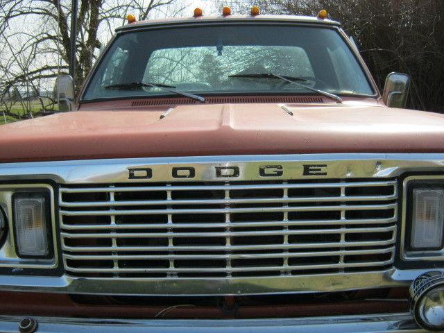 Dodge Power Wagon X on 1977 Dodge Power Wagon 4x4 440