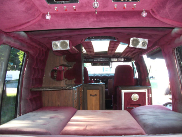 1977 Dodge Van Custom