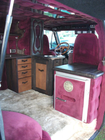 1977 Dodge Van Custom