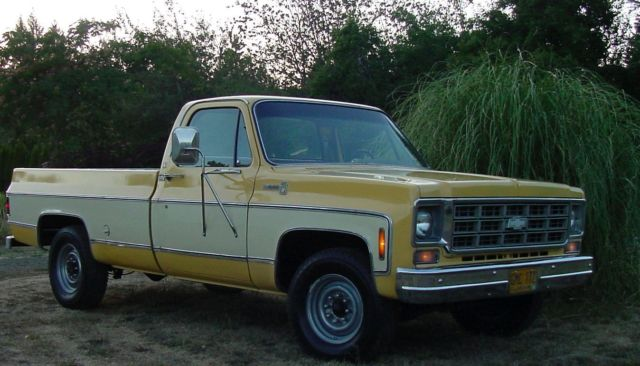 Chevy Extended Cab Long Bed