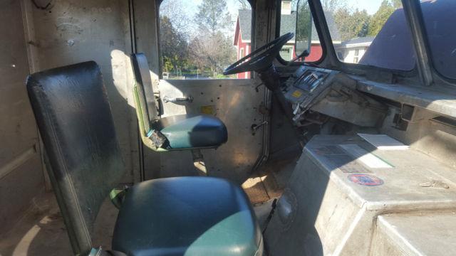 Reading Utility Body >> 1978 GMC Grumman Step Van Truck 350 V8 Auto RARE utility ...