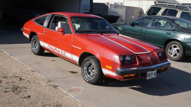 1978 Oldsmobile Starfire GT Coupe 2-Door 3.8L 49,000 Miles ...