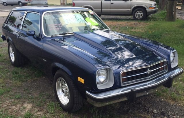 Chevy S10 Bolt Pattern >> 1979 Chevy Monza Wagon (like Vega) 350 V-8 5 Speed Manual Trans, Head Turner