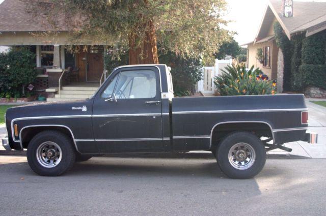 Chevy Silverado Big Shortbed