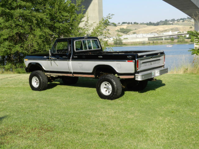 Finest Ford F X Ranger Xlt Lifted Black And Silver Best On Ebay For The Money With Black Ford F Lifted With Black Ford F Lifted
