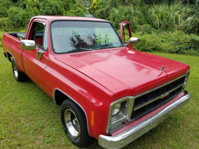 1979 GMC C1500 Street Coupe Cab & Chassis 2-Door 5.7L